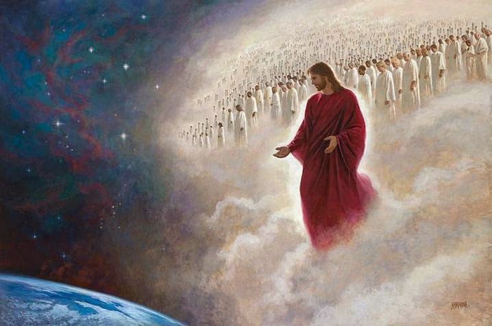 """EL CAMINO HACIA DIOS: """"El Reino de Dios está Cerca""""..."""