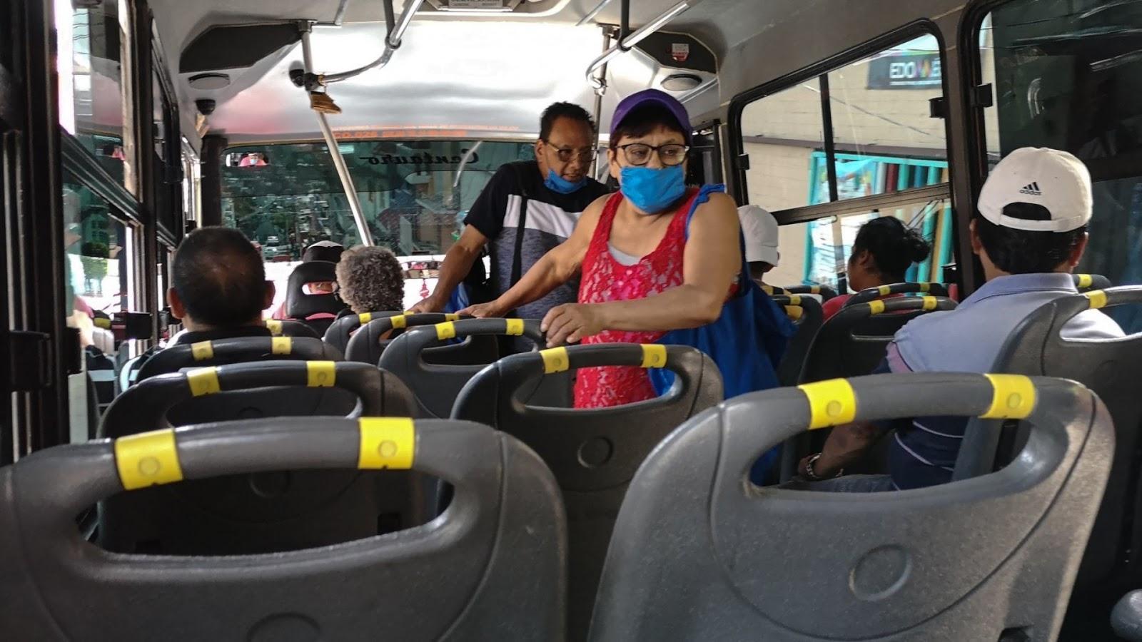 9 operadores de transporte público de Cancún han fallecido por Covid-19 |  Informador QR | Noticias Cancún