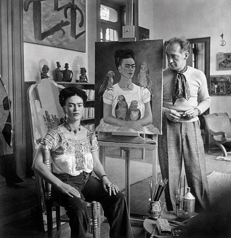 Nickolas Muray & Frida Kahlo — PDNB Gallery