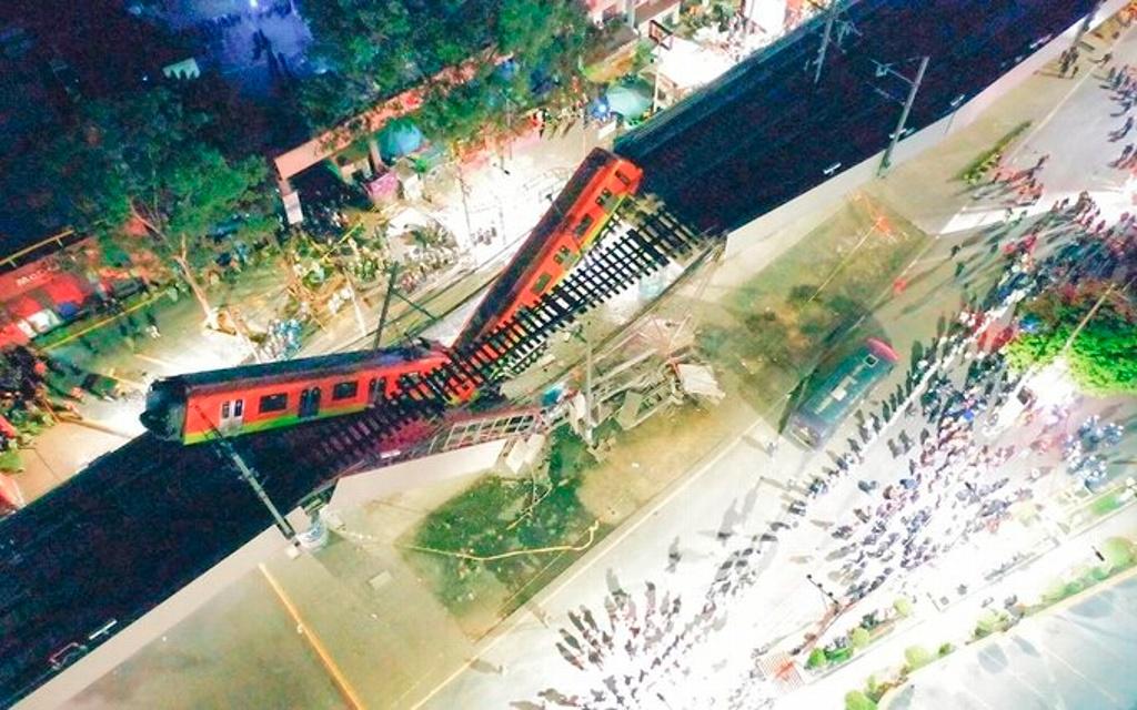 Empresa noruega realizará peritaje a Línea 12 del Metro